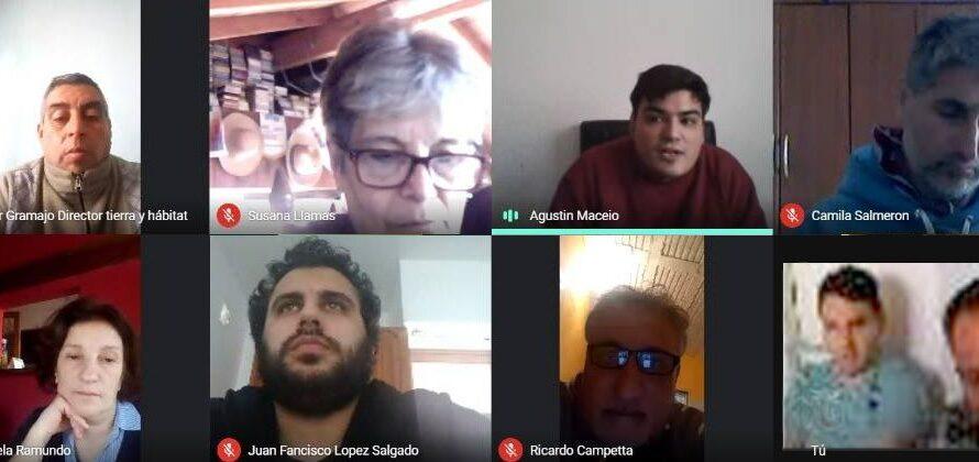 Lanzamiento Mesa Economía Social Gral. Alvarado